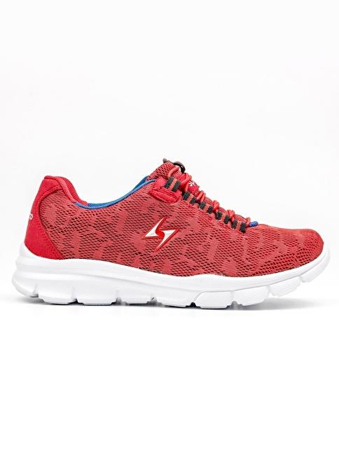 Spenco 17Y-Z-074 Kırmızı Kadın Günlük Ayakkabı